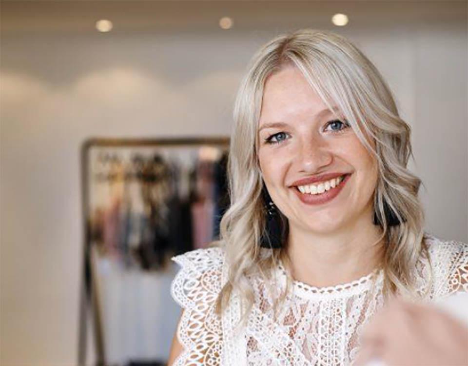 Sophie Hermanns - Designerin und Inhaberin Mindful Conceptstore in Heinsberg